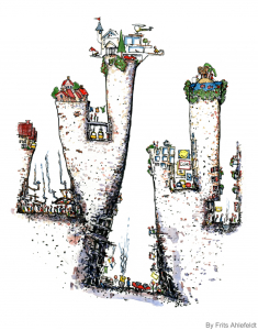 segregated-city-divided-town-illustration-by-frits-ahlefeldt