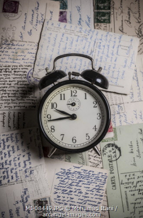 Writing Missives in the Moment