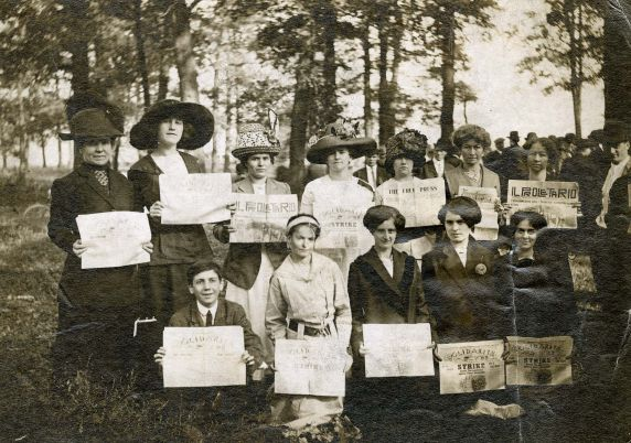 Singing Strike 1912 | Zinn Education Project